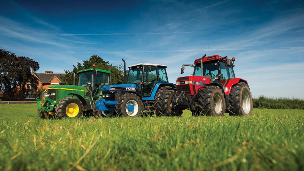 MACHINERY AND TRACTOR SPECIAL: Top tips, users stories & modification ideas