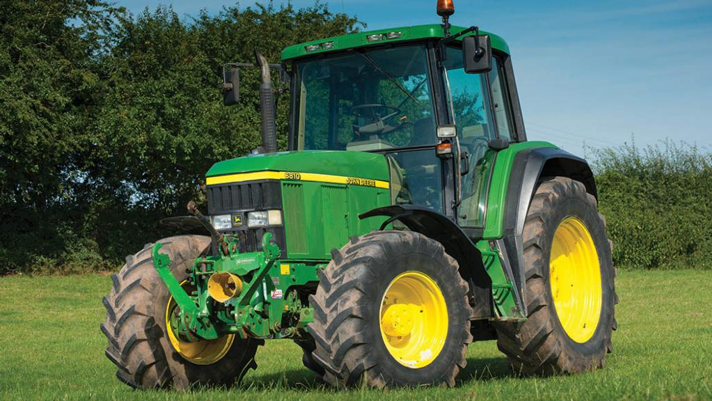 NOSTALGIA: A look back at the tractor 'legends' of the 1990s