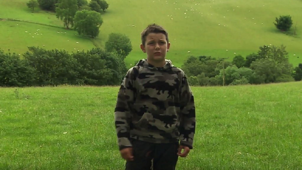 VIDEO: Young farmer asks public to #BackWelshFarming in new campaign