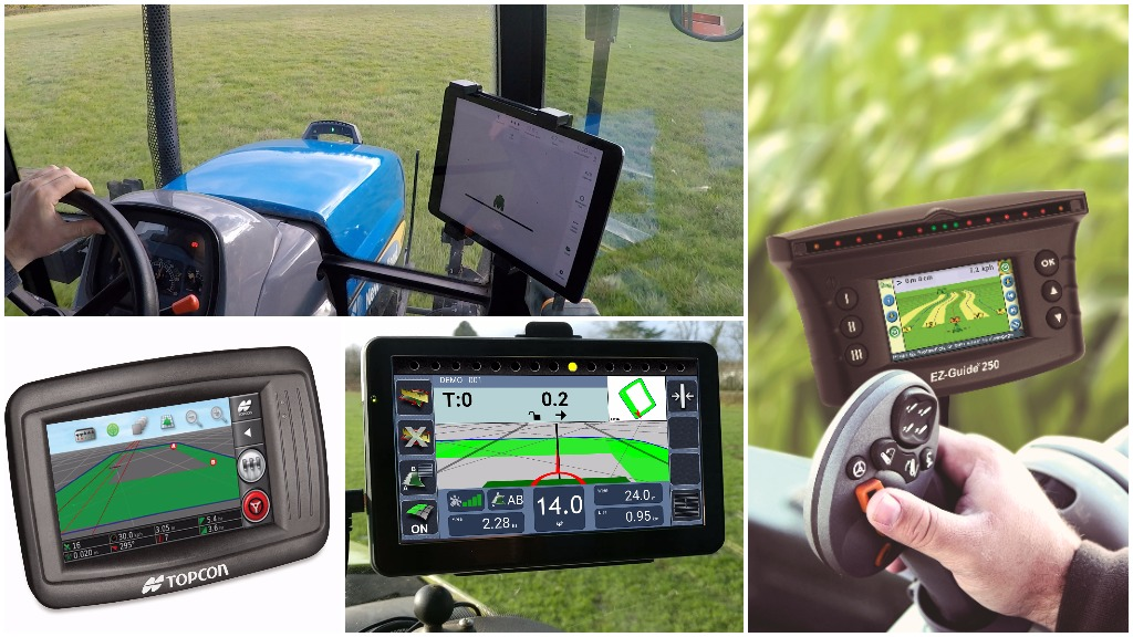 Buyer's guide: Five guidance systems for farmers on a budget
