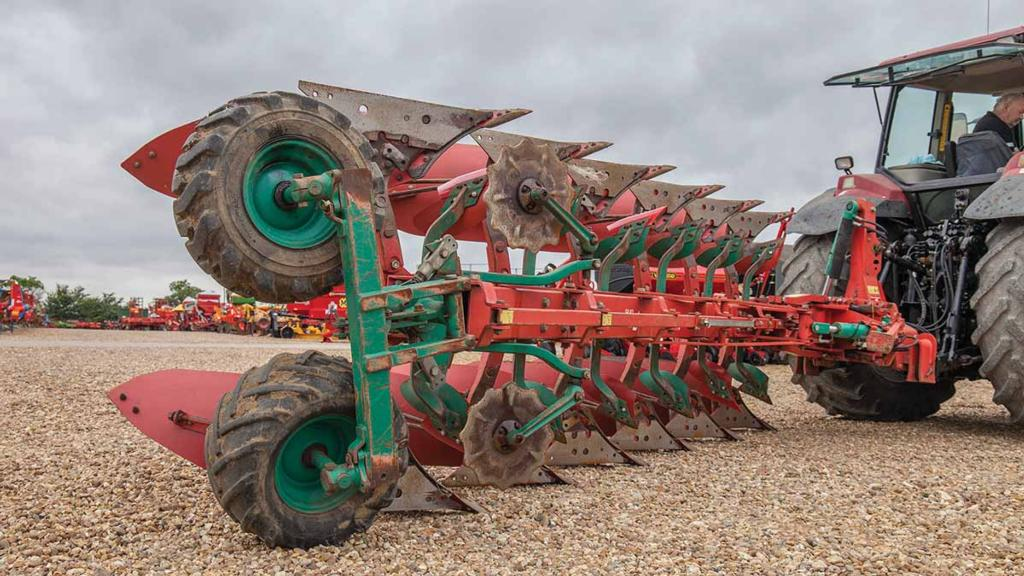 Buyer's Guide: What to consider when checking out a used plough