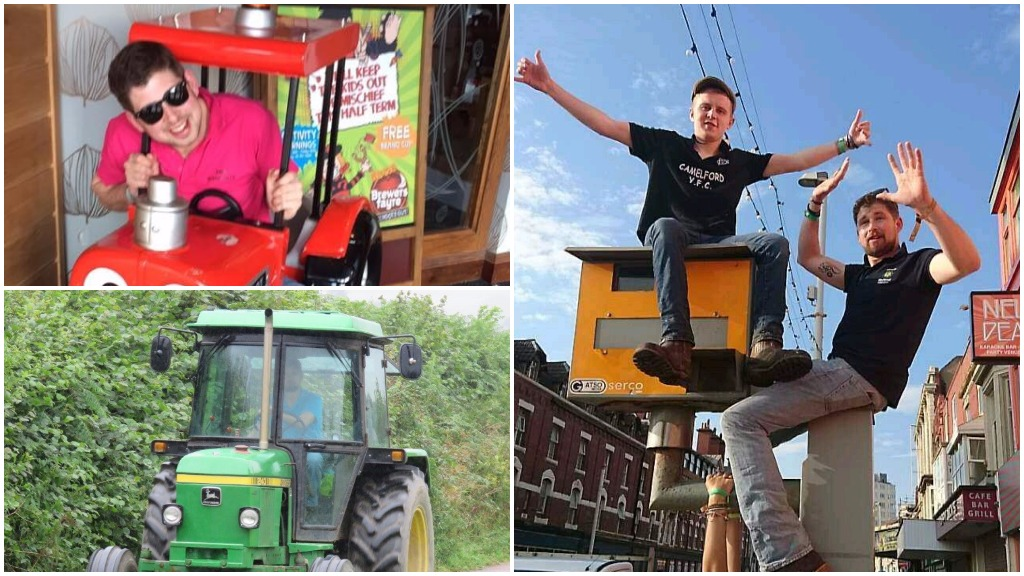 #BuckleUpForIceman: Young farmers launch safety campaign in memory of Todd Riggs
