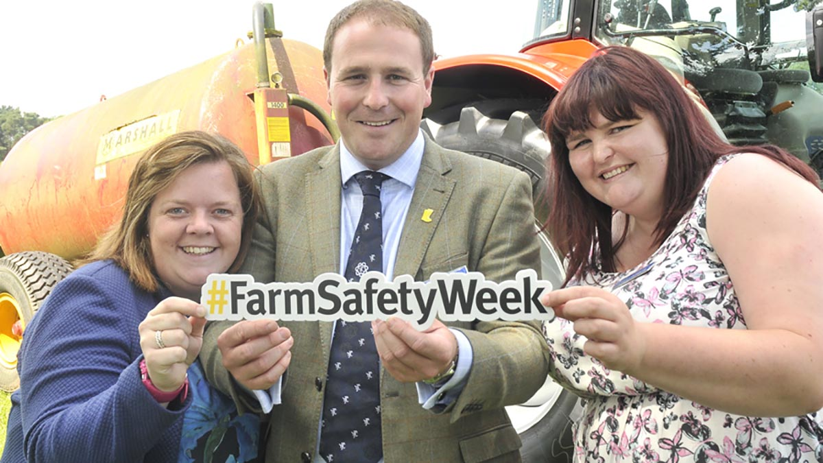 'Young farmers are dedicated to farm safety' - NFYFC push farm safety pledge