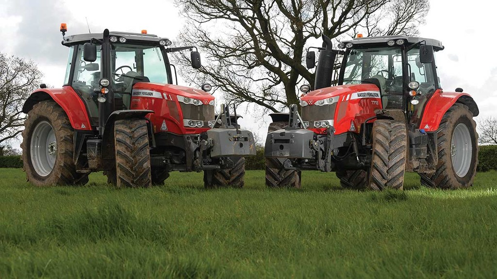 On-test: MF's 200hp tractors: four- and six-cylinders go head-to-head