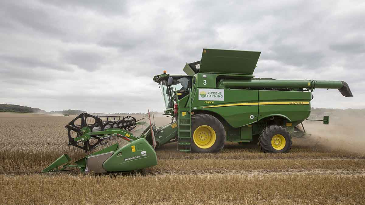 Harvest 2017: Significant rainfall hampers harvest progress