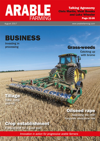 Arable Farming cover