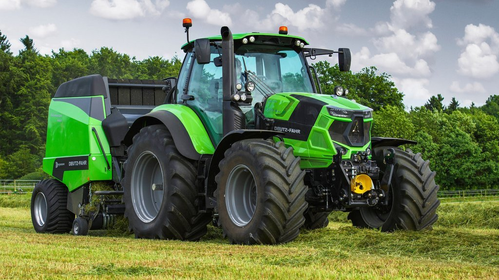 Deutz-Fahr adds four-cylinder models to 6 Series