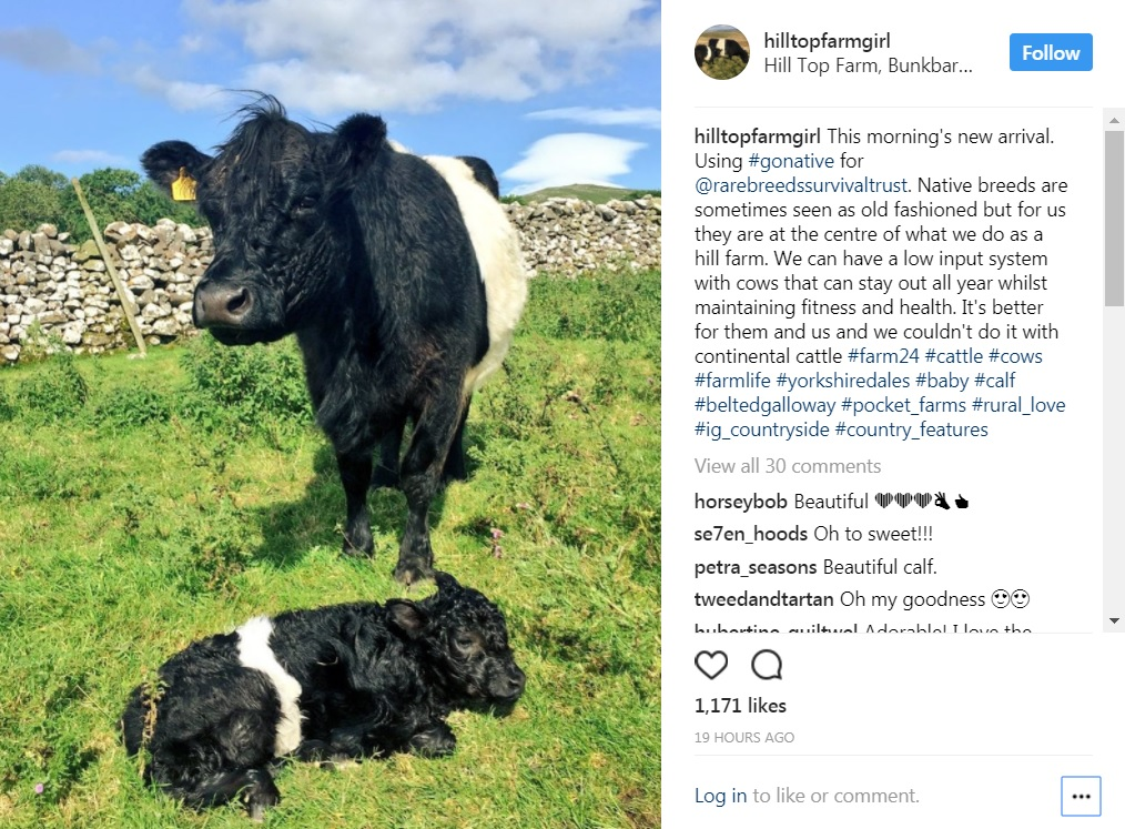 22. Best Instagram post: Farmers Guardian digital subscription
