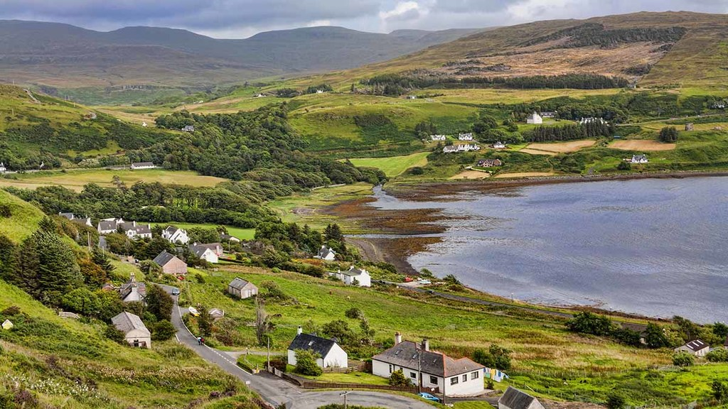 Scottish farmer's herd on island of Skye falls victim to bovine TB
