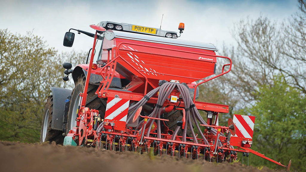 On-test: Latest Kverneland combi drill put to the test