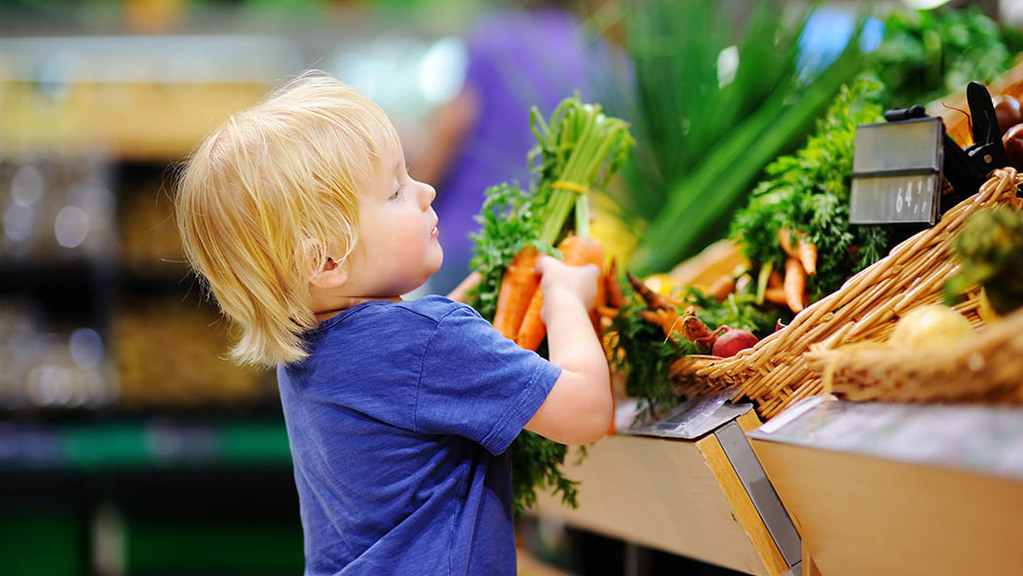 Five ways to talk to your kids about food and farming