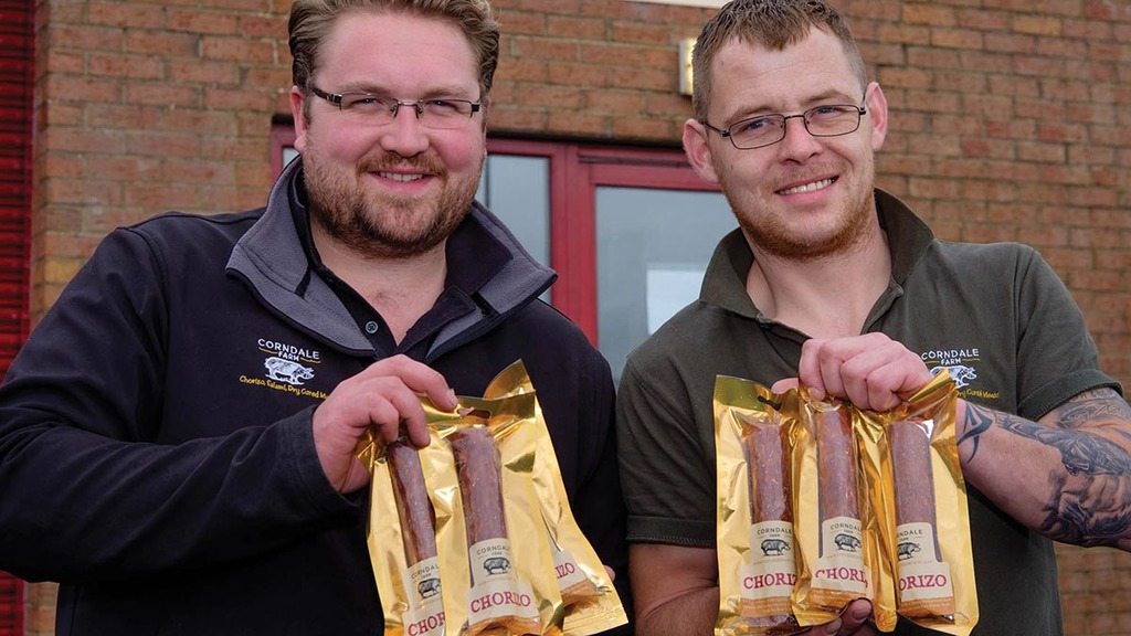 Making history with Northern Ireland's first charcuterie business