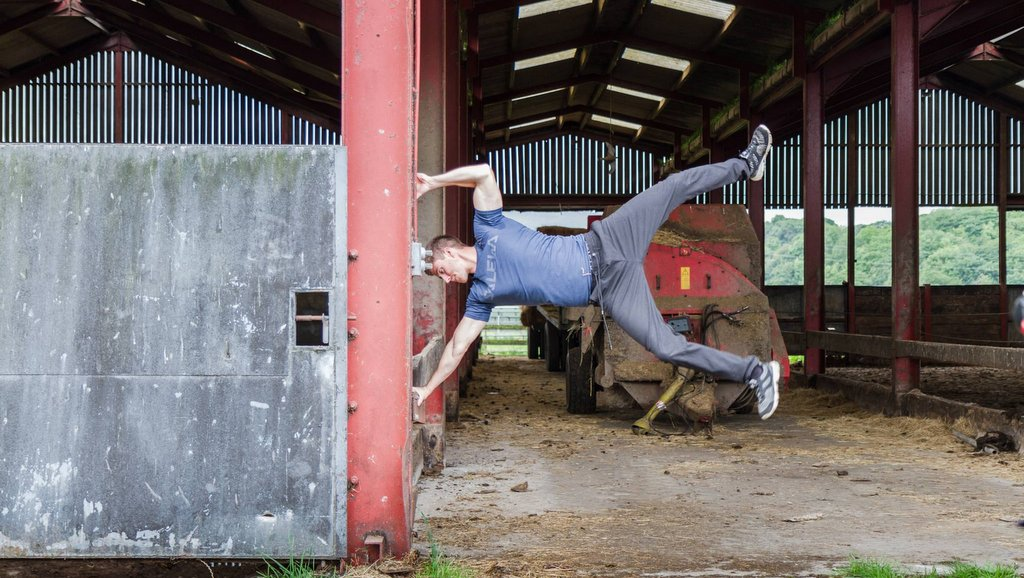 Athlete and farmer duo highlight the benefits of eating quality meat