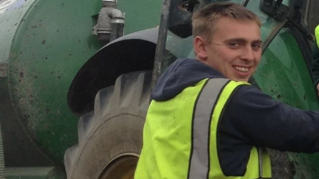 Father-of-two killed after backing digger into overhead cable on farm