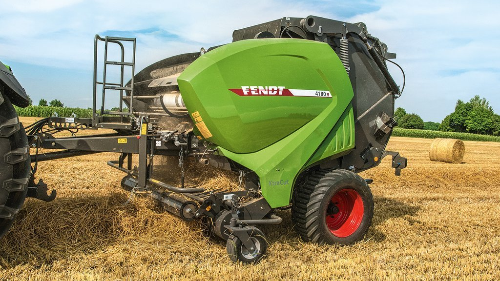 Among the many new product lines introduced, Fendt adds Lely round balers to its portfolio.