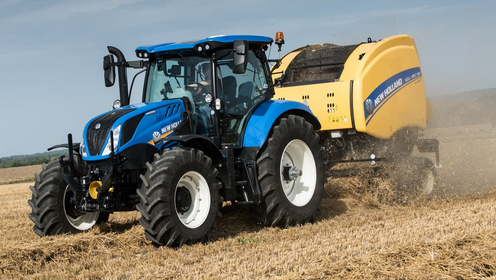 New transmission for New Holland's T6 tractors