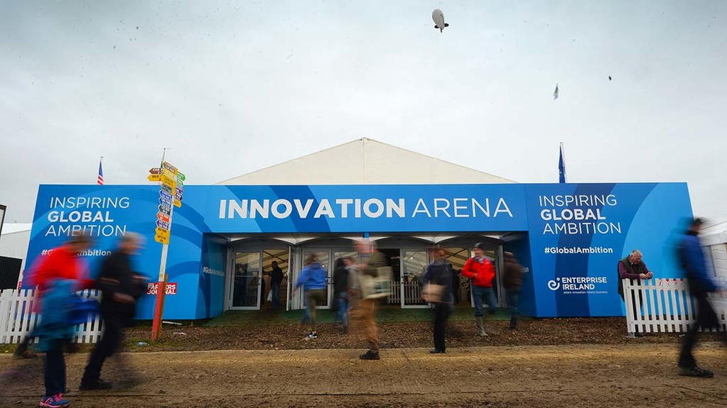 #Ploughing17: Irish innovation showcased