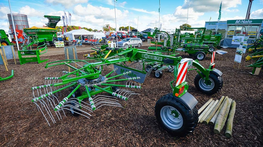 #Ploughing17: Irish manufacturers show off latest products
