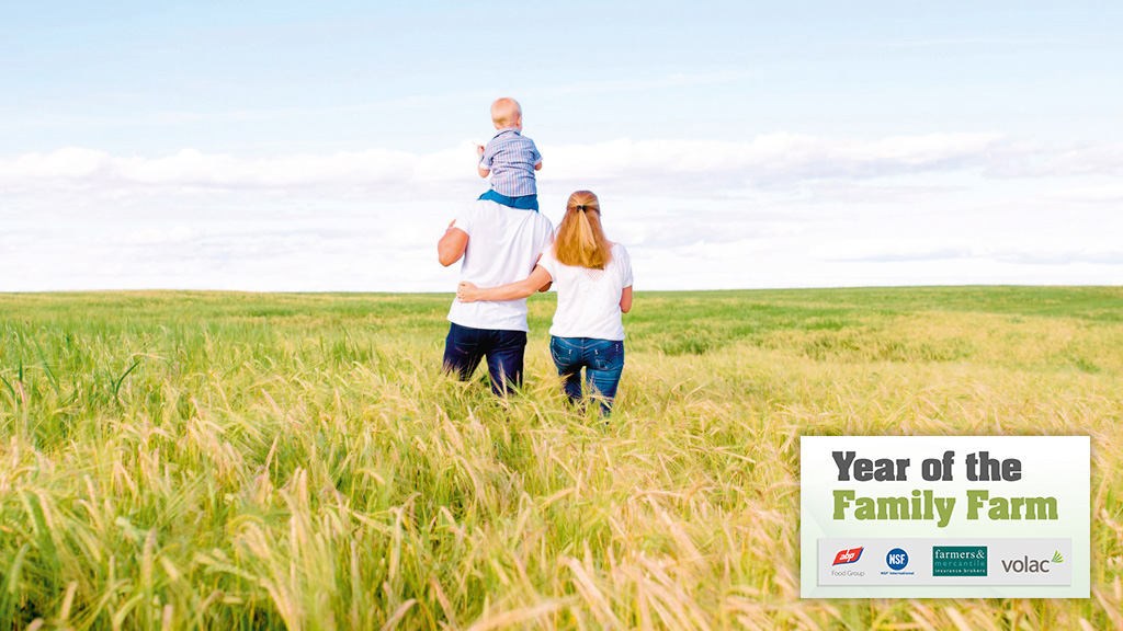 Year of the Family Farm #YOFF