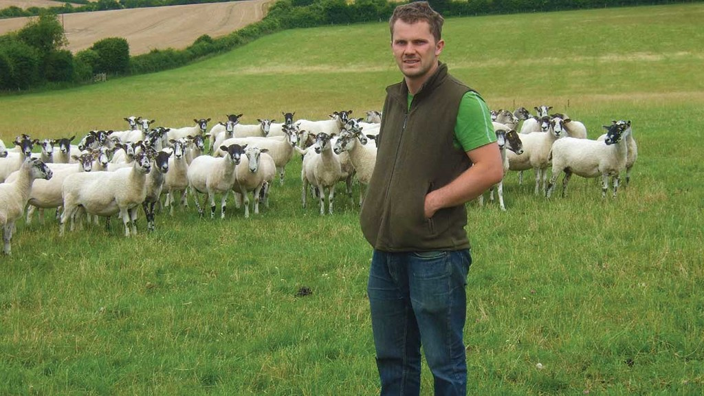"Young farmer focus: Ben Robinson - ""I left city life and earned money on farms"""