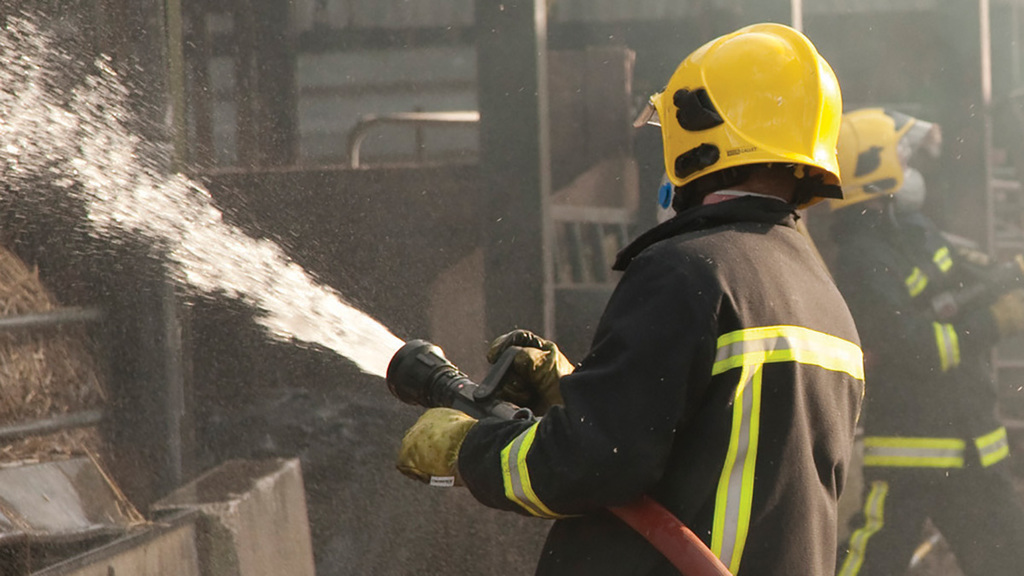 Fire engines to carry oxygen masks for livestock as rural crime increases