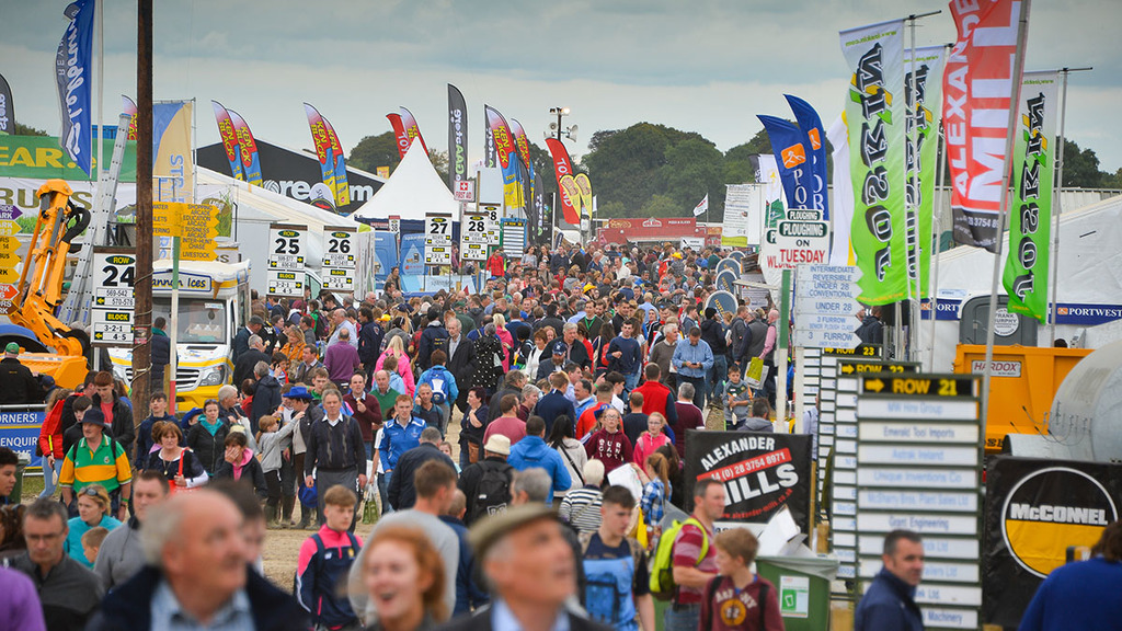 #Ploughing17: VIDEO highlights of all the latest machinery and technology shown at the Irish Ploughing Championships