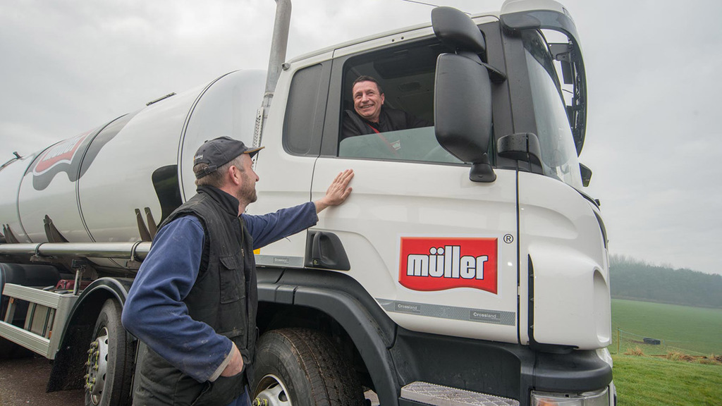 Muller announces August milk price hold