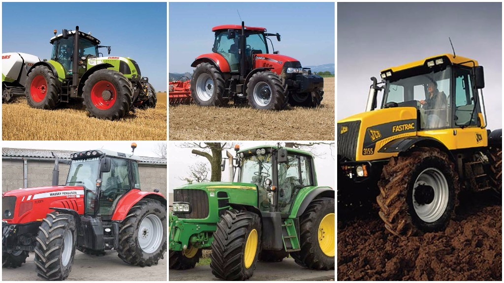 Buyer's guide: 150hp tractors for less than £30,000