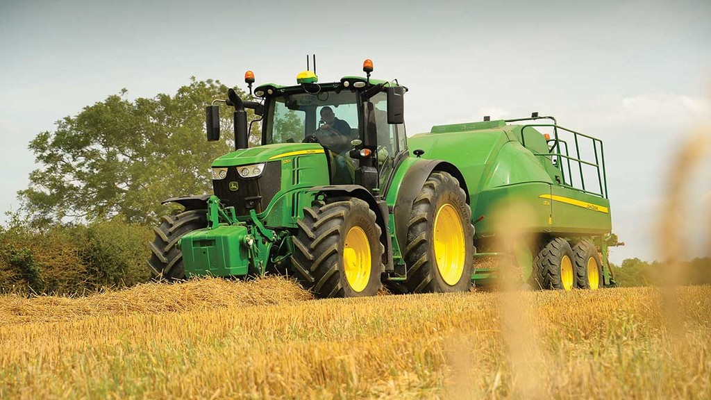 On-test: John Deere 6250R: David or Goliath?