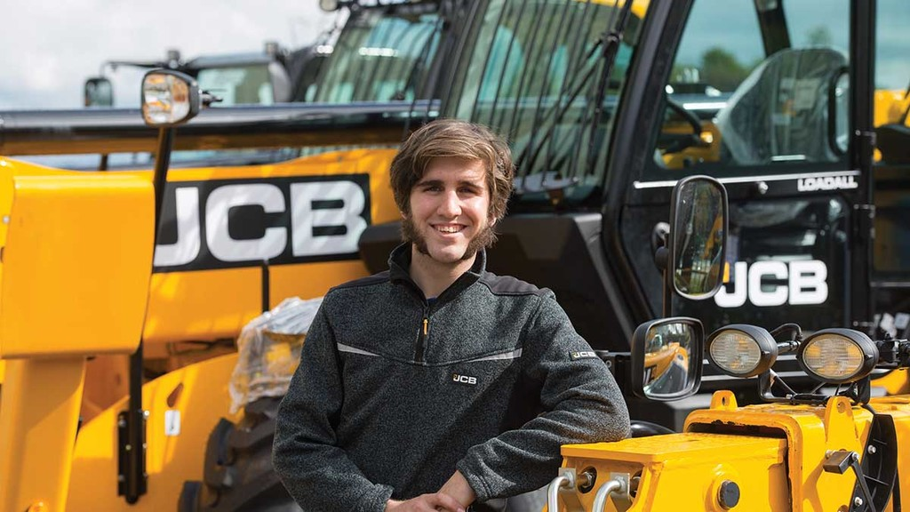 Will Bale, 21: Engineering higher apprentice
