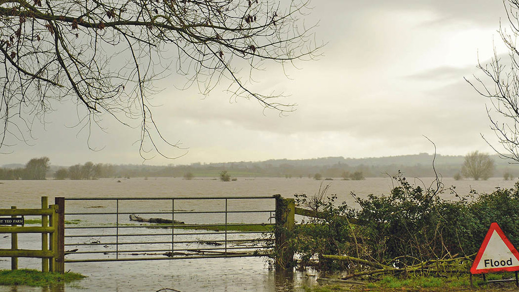 Protecting farms: Tackling the threat of flooding in the UK