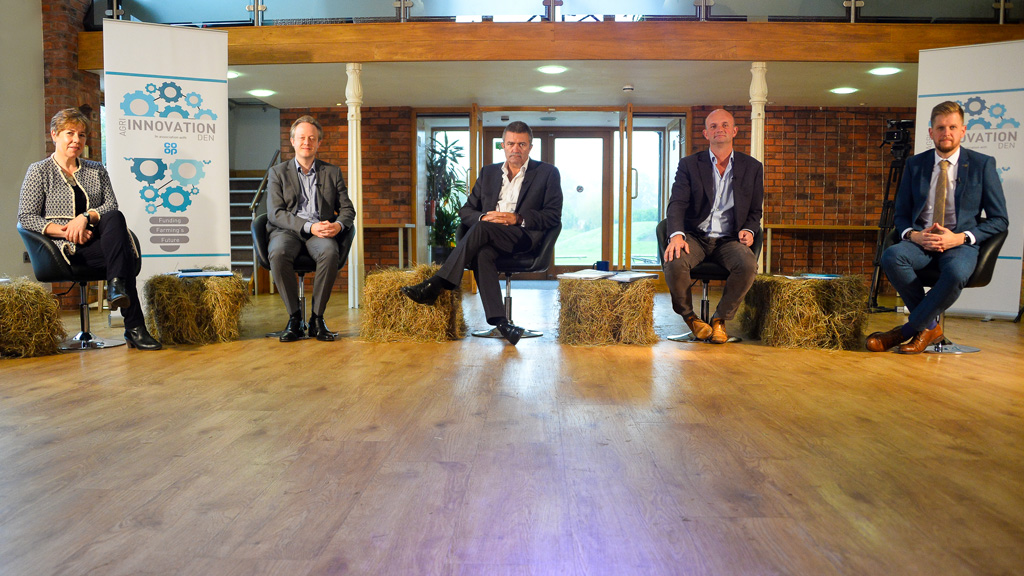 Agri-Innovation Den finalists pitch for share of £20m investment pot
