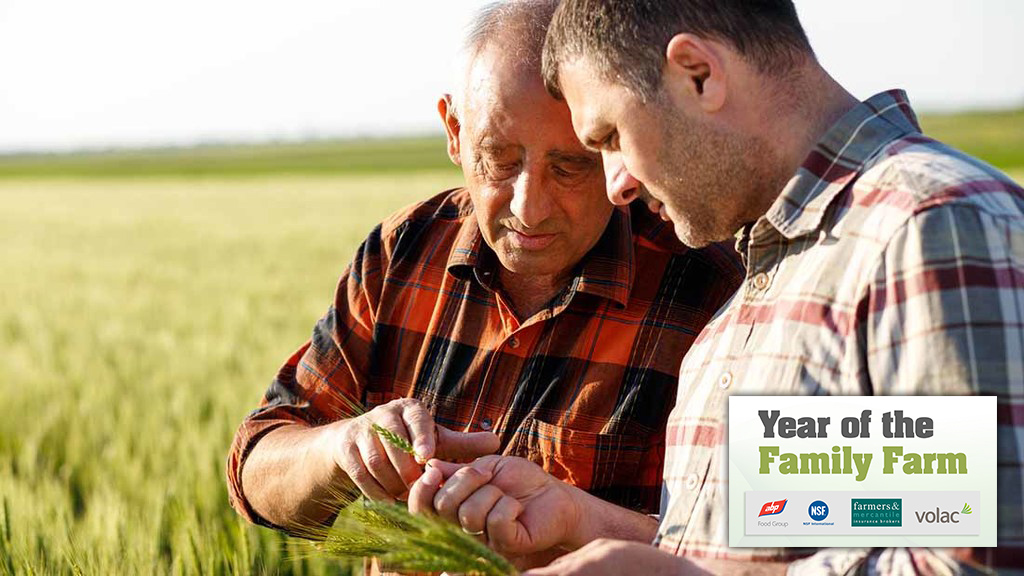 Year of the family Farm: Making succession a success
