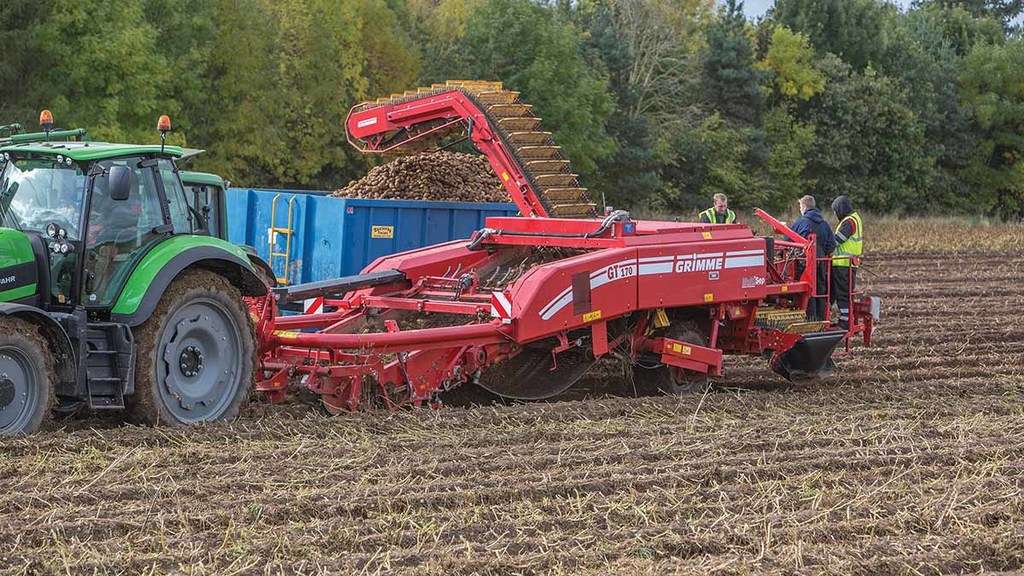 Buyer's guide: What to look for in a used Grimme GT170 potato harvester