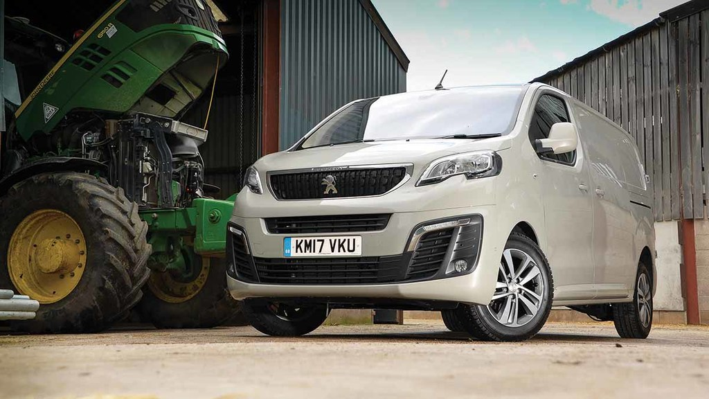 On-test: Peugeot's latest van is packed with tech