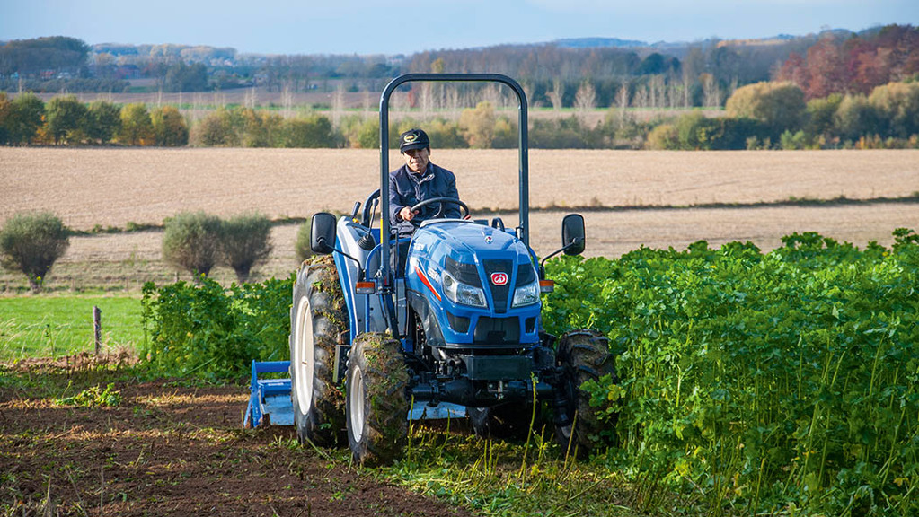 How to maintain small tractors - and look after your attachments