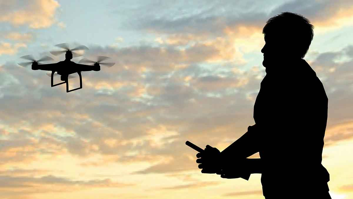 Striving to improve drone technologies