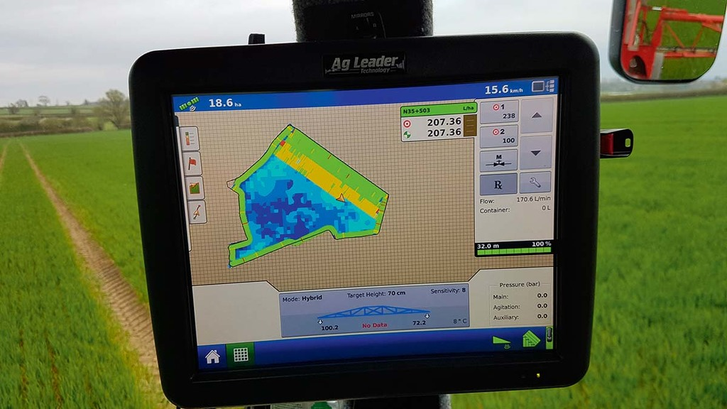 Precision agriculture paving the way for arable farming advancements