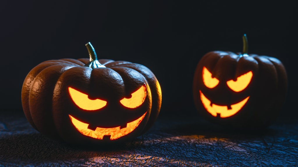 Farms across the UK open their doors to the public this Halloween