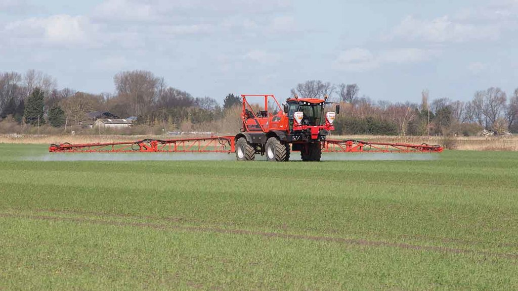 Getting timing right for residual herbicide applications