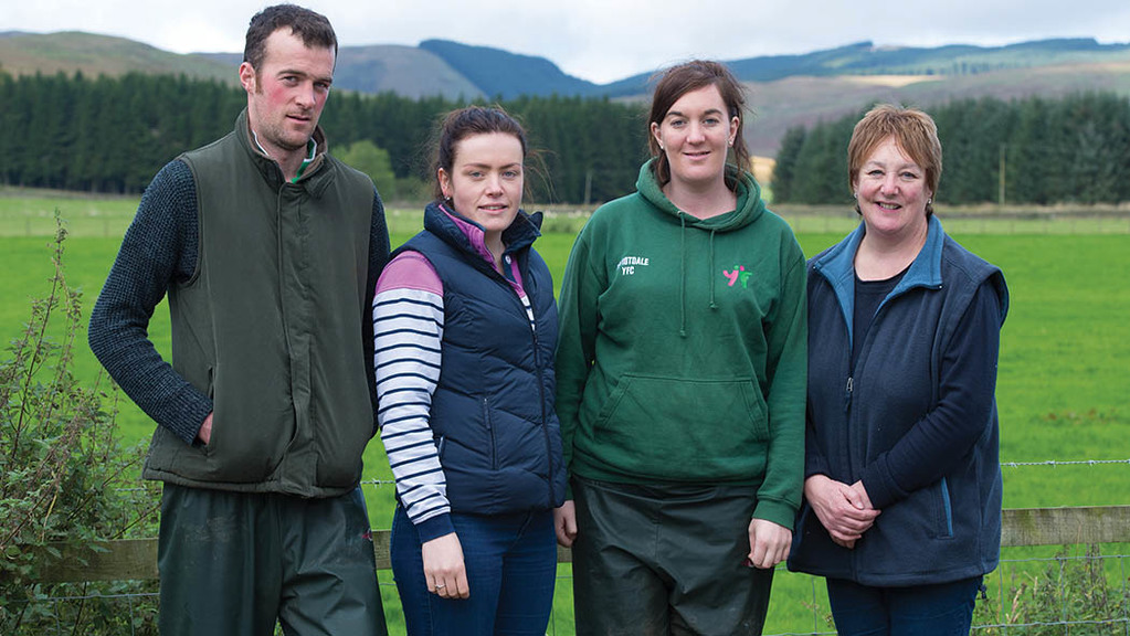 Award-winning family hopes for more success with their Cheviots