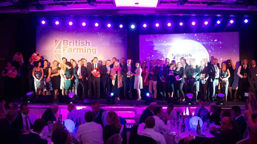 British Farming Awards 2017: Meet this year's winners...