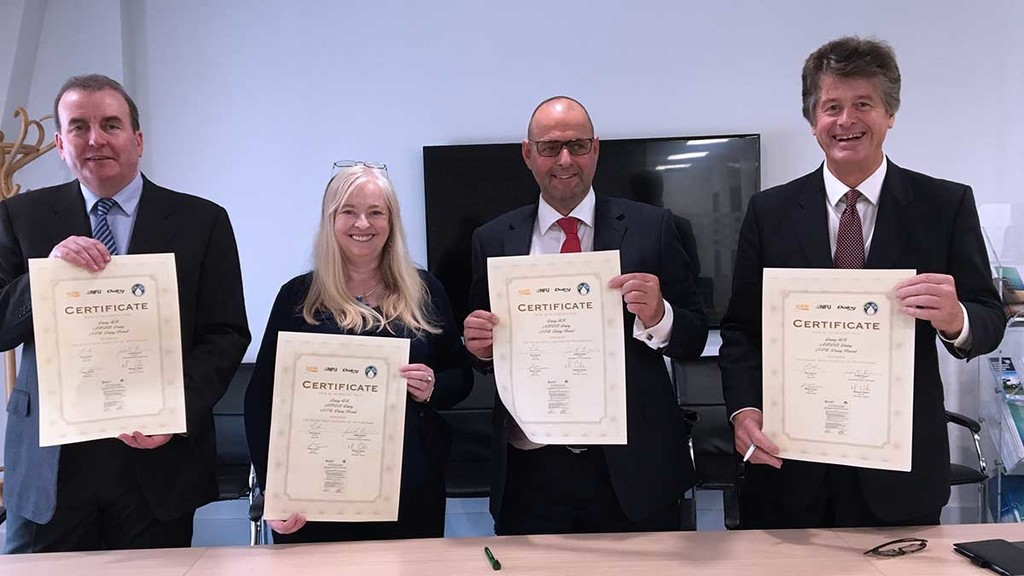 UK signs up to Dairy Declaration Of Rotterdam