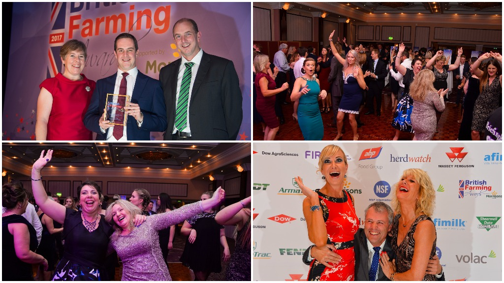 British Farming Awards 2017: Our favourite tweets from the night...