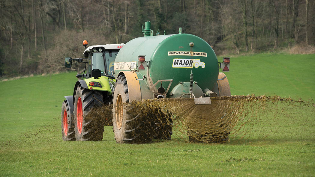 Natural England boss backs abolishing closed periods for slurry spreading
