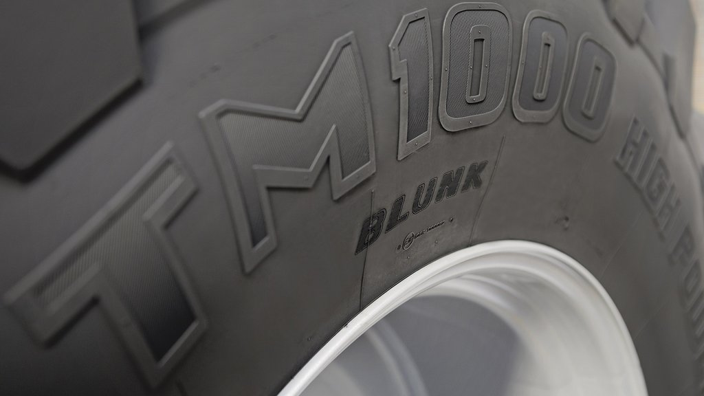 Personalised tyres from Trelleborg