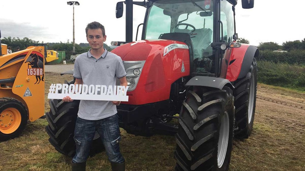 Young farmer focus: Luke Winton - 'People don't realise the effort farmers put in'