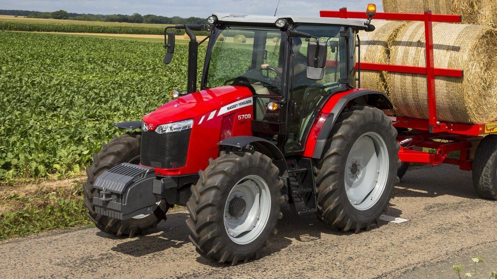 Extra spec choice for Massey Ferguson's Global Series