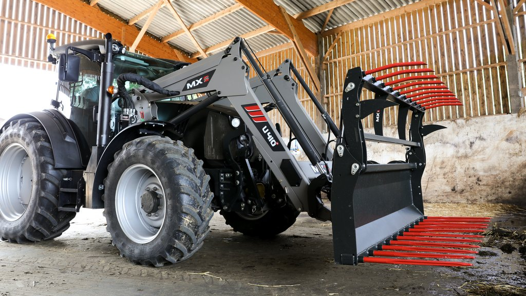 Latest front-end loaders from MX - NEWS - Farmers Guardian