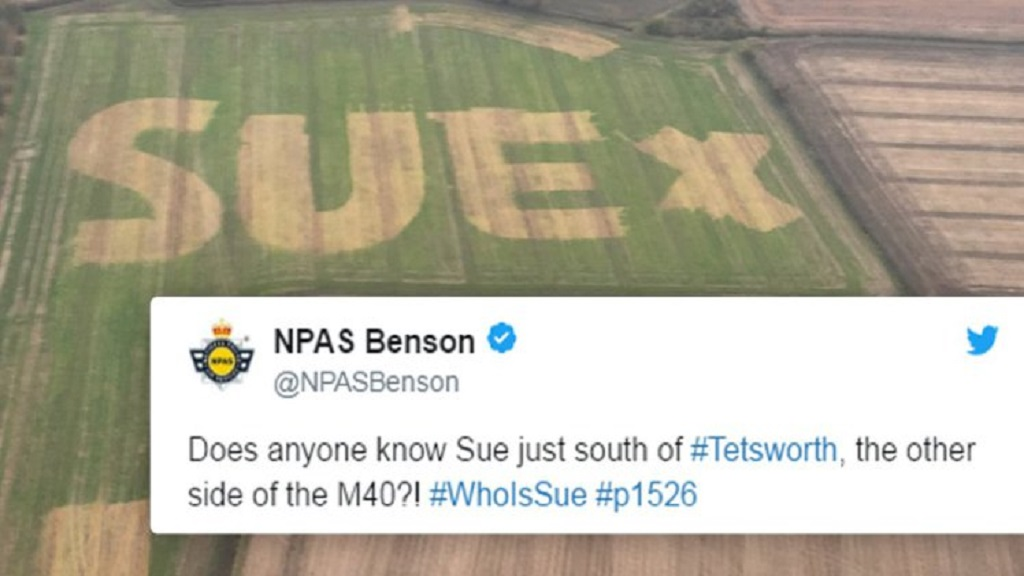 Farmer's epic apology to wife for being grumpy goes viral - thanks to the police...